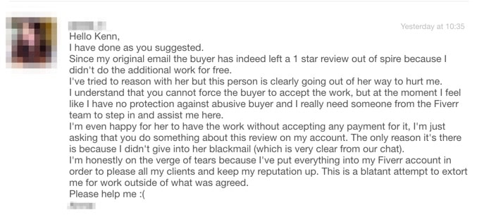 Fiverr Review: Why You Should NEVER Use Fiverr For Freelance Work